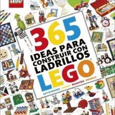 Juegos construcción - Lego: 365 IDEAS PARA CONSTRUIR LADRILLOS LEGO NUEVO SIN ABRIR MAS ARTICULOS. Lote 264796214