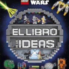 Juegos construcción - Lego: LEGO EL LIBRO DE LAS IDEAS STAR WARS MAS DE 200 JUEGOS ACTIVIDADES ECT NUEVO SIN ABRIR MAS ARTÍCULOS. Lote 264796504