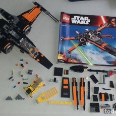 Juegos construcción - Lego: LEGO STAR WARS POE'S X-WING FIGHTER / REFERENCIA 75102 /. Lote 264821659