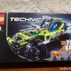 Juegos construcción - Lego: LEGO - LEGO TECHNIC - COCHE DE CARRERAS - COCHE TODOTERRENO - 42027 - DESCATALOGADO - NUEVO -. Lote 267052099