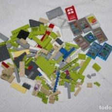 Juegos construcción - Lego: 185 PIEZAS NO LEGO - 288GR.. Lote 267133894