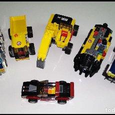 Juegos construcción - Lego: LEGO, LOTE DE VARIOS VEHÍCULOS EN BUEN ESTADO, CON POCO USO. ( VER FOTOS Y DESCRIPCIÓN ).. Lote 267279174