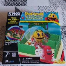 Juegos construcción - Lego: KNEX PACMAN PAC - MAN PAC WORLD MAZE GHOSTLY ADVENTURES K'NEX NAMCO AÑO 2012 PRECINTADO. Lote 267647404