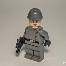 Jeux construction - Lego: IMPERIAL OFFICER 9492 - LEGO STAR WARS LEGO MINIFIGURE - SW0376. Lote 268148919