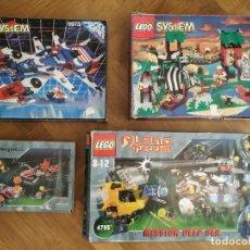Jeux construction - Lego: LOTE LEGO SYSTEM 6973 6278 LEGO 4795 Y 4793.. Lote 268863249