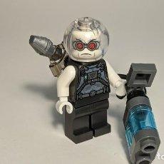 Juegos construcción - Lego: MR FREEZE 76118 - LEGO DC SUPERHEROES LEGO MINIFIGURE - SH587. Lote 268896289