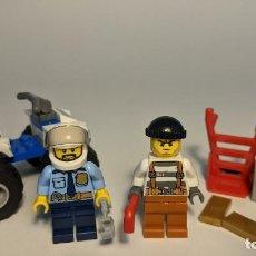 Juegos construcción - Lego: ATV ARREST 60135 - LEGO CITY LEGO SET. Lote 269112423