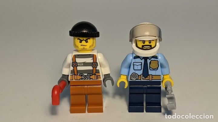Juegos construcción - Lego: ATV ARREST 60135 - LEGO CITY LEGO SET - Foto 3 - 269112423