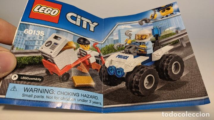 Juegos construcción - Lego: ATV ARREST 60135 - LEGO CITY LEGO SET - Foto 7 - 269112423