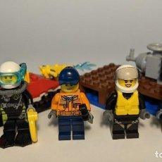 Juegos construcción - Lego: FIRE STARTER SET 60106 - LEGO CITY LEGO SET. Lote 269113478