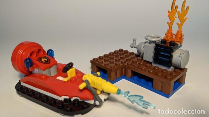 Juegos construcción - Lego: FIRE STARTER SET 60106 - LEGO CITY LEGO SET - Foto 2 - 269113478