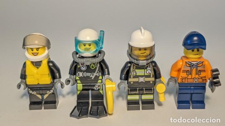 Juegos construcción - Lego: FIRE STARTER SET 60106 - LEGO CITY LEGO SET - Foto 3 - 269113478