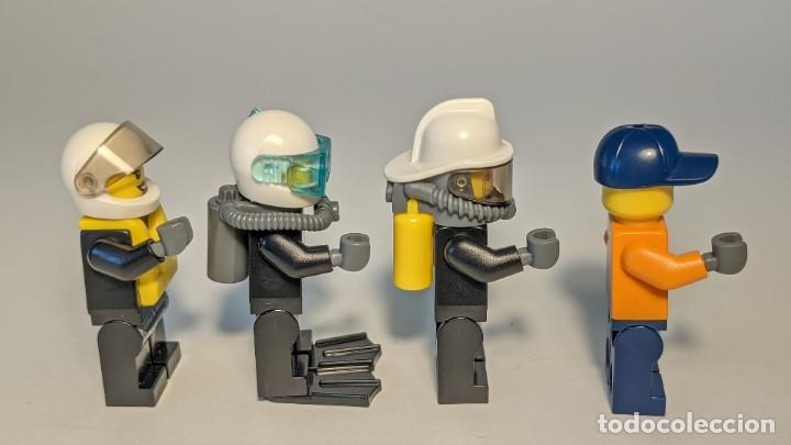 Juegos construcción - Lego: FIRE STARTER SET 60106 - LEGO CITY LEGO SET - Foto 4 - 269113478