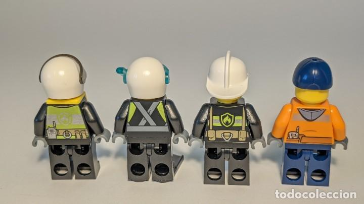 Juegos construcción - Lego: FIRE STARTER SET 60106 - LEGO CITY LEGO SET - Foto 5 - 269113478