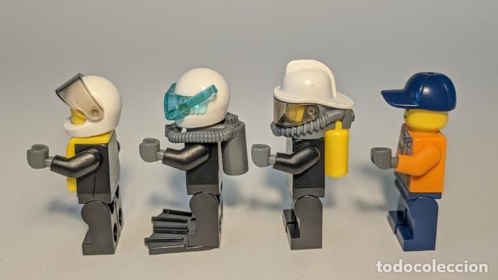Juegos construcción - Lego: FIRE STARTER SET 60106 - LEGO CITY LEGO SET - Foto 6 - 269113478