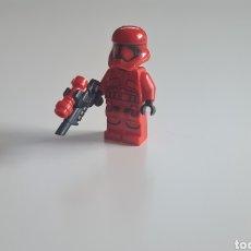 Juegos construcción - Lego: LEGO STAR WARS SITH TROOPER MINIFIGURA. Lote 269117448