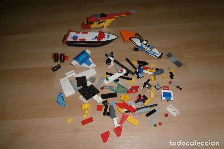 LOTE DE PIEZAS DE LEGO (Juguetes - Construcción - Lego)