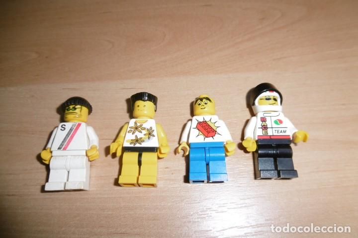 LOTE DE 4 FIGURAS DE LEGO (Juguetes - Construcción - Lego)