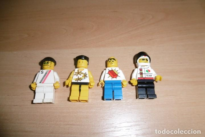Juegos construcción - Lego: Lote de 4 figuras de Lego - Foto 2 - 269118333