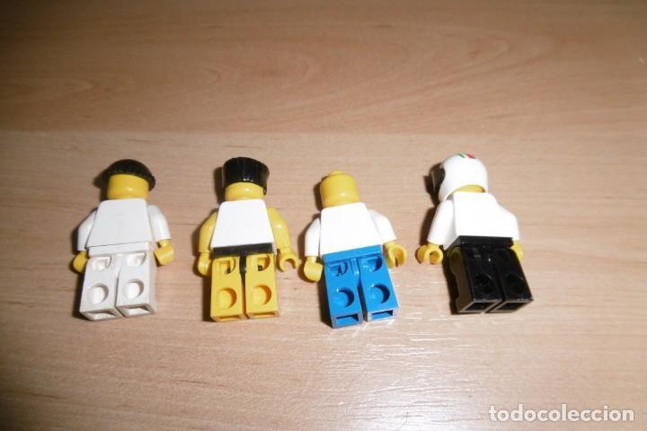 Juegos construcción - Lego: Lote de 4 figuras de Lego - Foto 3 - 269118333