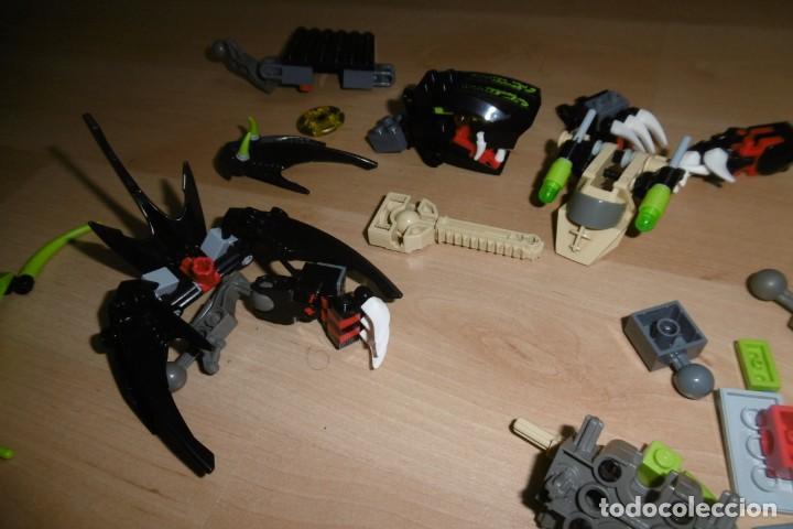 Juegos construcción - Lego: Lote de piezas de lego con una figura. Fantasia. Espacio. - Foto 4 - 269118718