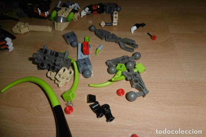 Juegos construcción - Lego: Lote de piezas de lego con una figura. Fantasia. Espacio. - Foto 6 - 269118718