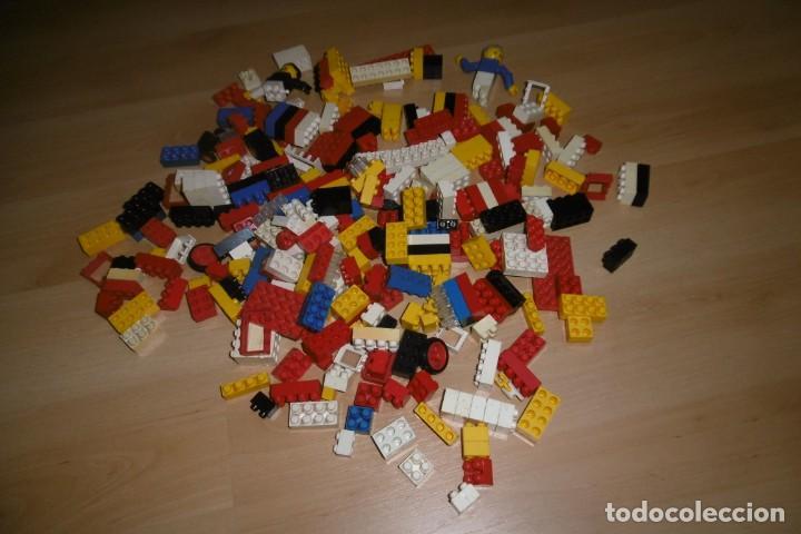 GRAN LOTE DE PIEZAS DE POLLY POCKET TIPO LEGO. MUY RARAS!!! (Juguetes - Construcción - Lego)