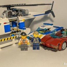 Juegos construcción - Lego: HIGH SPEED CHASE 60138 - LEGO CITY LEGO SET. Lote 269149988