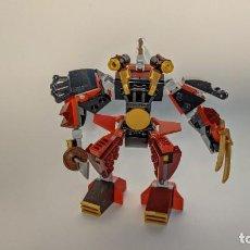 Juegos construcción - Lego: THE SAMURAI MECH 70665 - LEGO NINJAGO LEGACY LEGO SET. Lote 269152053