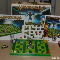 Juegos construcción - Lego: LEGO JUEGO DE MESA *MINOTAURUS* COMPLETO CON INSTRUCCIONES. 12 FOTOS. Lote 269165003
