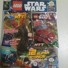 Juegos construcción - Lego: LEGO REVISTA NUEVA STAR WARS 24 JUNIO 2017 SOBRE PRECINTADO NAVE LIMITADA MTT VEHICULO MINI. Lote 269259313