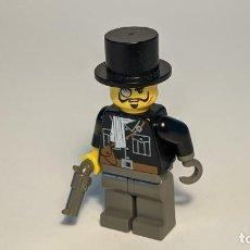 Juegos construcción - Lego: LORD SAM SINISTER 7414 - LEGO ADVENTURES LEGO MINIFIGURE - ADV025. Lote 269269503
