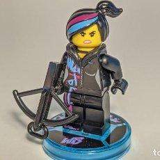 Juegos construcción - Lego: LUCY WYLDSTYLE 71200 - LEGO DIMENSIONS LEGO MINIFIGURE - TLM099. Lote 269272233