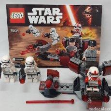 Jeux construction - Lego: COMBATE IMPERIO GALACTICO STAR WARS LEGO ORIGINAL 75134. Lote 269358218