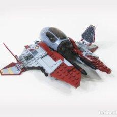 Juegos construcción - Lego: NAVE LEGO STAR WARS REF 75135 OBI WAN´S JEDI INTERCEPTOR. Lote 269458068