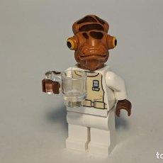 Juegos construcción - Lego: ADMIRAL ACKBAR 75003 - LEGO STAR WARS LEGO MINIFIGURE - SW0247. Lote 269949968
