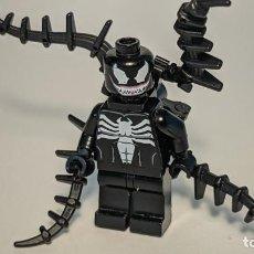 Juegos construcción - Lego: VENOM (BLACK SPINES) 76004 - LEGO SUPERHEROES LEGO MINIFIGURE - SH055. Lote 269959488