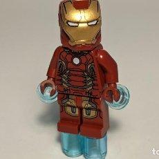 Juegos construcción - Lego: IRON MAN MARK 43 ARMOR 76038 - LEGO SUPERHEROES LEGO MINIFIGURE - SH167. Lote 269959993