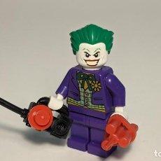 Juegos construcción - Lego: THE JOKER 10672 - LEGO SUPERHEROES LEGO MINIFIGURE - SH005. Lote 269962918