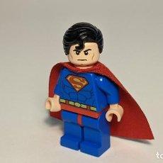 Juegos construcción - Lego: SUPERMAN 76040 - LEGO SUPERHEROES LEGO MINIFIGURE - SH156. Lote 269963543