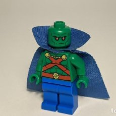 Juegos construcción - Lego: MARTIAN MANHUNTER 76040 - LEGO SUPERHEROES LEGO MINIFIGURE - SH158. Lote 269963898