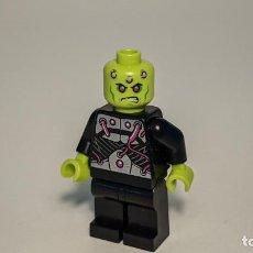 Juegos construcción - Lego: BRAINIAC 76040 - LEGO SUPERHEROES LEGO MINIFIGURE - SH159. Lote 269964163