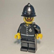 Juegos construcción - Lego: CONSTABLE - LEGO COLLECTIBLE MINIFIGURE SERIES 11 LEGO MINIFIGURE - COL177. Lote 269964653