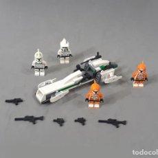Juegos construcción - Lego: CAJA LEGO DE STAR WARS REF 7913 - CLONE TROOPER BATTLE PACK. Lote 269966578