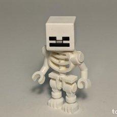 Juegos construcción - Lego: SKELETON (CUBE SKULL) 21118 - LEGO MINECRAFT LEGO MINIFIGURE - MIN011 *. Lote 269966613