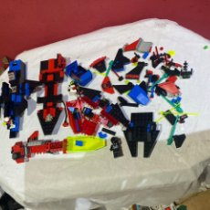 Juegos construcción - Lego: LEGO MEDIO MONTADO . VER TODAS LAS FOTOS. Lote 270169378