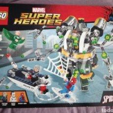 Juegos construcción - Lego: LEGO SUPER HEROES MARVEL 76059, NUEVO. Lote 270271293