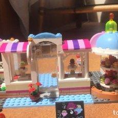 Juegos construcción - Lego: LEGO 41119 HEARTLAKE CAFE. Lote 270881688
