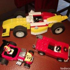 Juegos construcción - Lego: LOTE LEGO REGALO COCHE CARRERA. Lote 271625908
