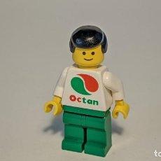 Juegos construcción - Lego: MAN OCTAN LOGO SHIRT 6539 - LEGO CLASSIC TOWN LEGO MINIFIGURE - OCT004. Lote 271645138